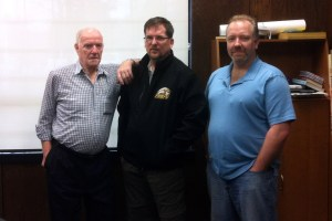 Heinz Hasselmann, Keven McTaggart, Eric Hasselman